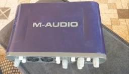 M-áudio Fast Track Pro
