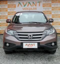 CR-V LX (Aut) 2012 - GNV - 2012