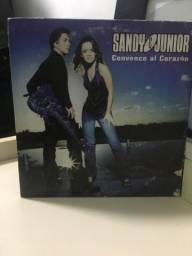 CD Singles internacional - Sandy e Júnior