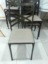 Cadeiras de Ferro Nova!