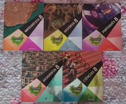 Livros Araribá 8 Plus (4ª edição)