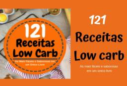 121 Receitas Low Carb