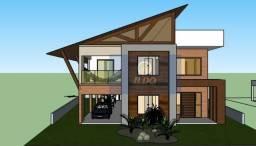Construção de casa excelente no Condomínio Águas da Serra em Bananeiras - PB