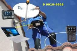 Serviço de Antenista: Instalação e Reparado de Parabólicas