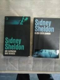 Livros Sidney Sheldon
