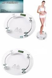 Balanca digital de alta precisao ate 180kg dieta banheiro