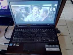 Notebook LG A-520 Intel Core i7