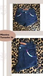 Shorts Missnina