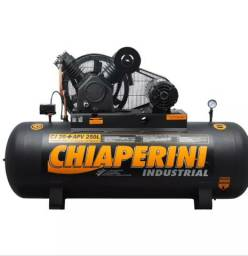 Compressor de Ar 20 pés Chiaperini