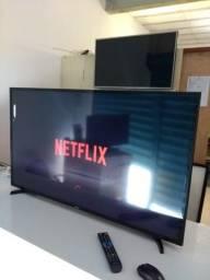 Smart tv Samsung 32 polegadas wi-fi Netflix