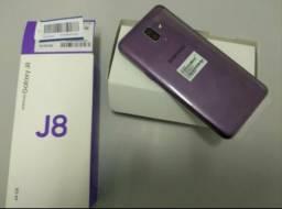 J8 64gb novo