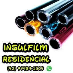Insulfilm Residencial