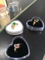 Anéis de Formatura Feminino em ouro 18kl
