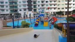 Apartamentos nos melhores parque aquático de Caldas Novas/ Lacqua diroma e Riviera