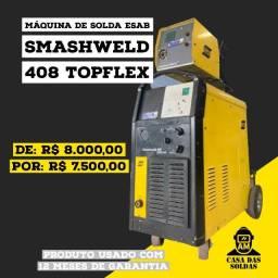 Máquina de Solda Esab Smashweld 408 topfex