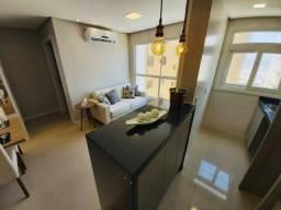 Apto 01 dormitório mobiliado e decorado