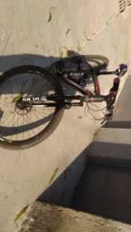 Bike MTB aro 29 com nota fiscal
