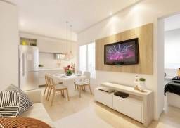Apartamento à venda com 2 dormitórios em Capão raso, Curitiba cod:AP0036_MAFI