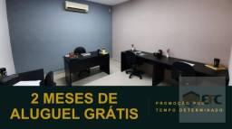 Sala para alugar no empresarial candelária, por R$ 1.600/mês - Candelária - Natal/RN