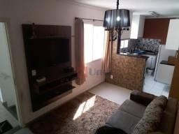 Apartamento com 2 dormitórios à venda, 50 m² por R$ 160.000 - Dois Córregos - Piracicaba/S