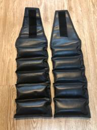 Caneleira profissional- tornozeleiras