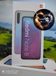 Xiaomi é aqui! Redmi Note 8 .. Novo lacrado com garantia e entrega hj mesmo