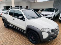 Fiat Strada Adventure Cabine Dupla Locker - 2015