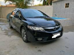 Honda civic lxs 1.8 novo demais !! - 2008