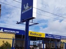 Rodocap contrata vendedor externo de pneus novos e recapagem