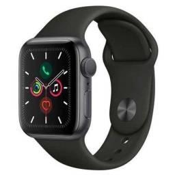 Relógio Apple Watch Series 5 44MM, Novo garantia 1 ano