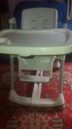 Cadeira de alimentar Bebê da Prima Pappa Diner = 10,00