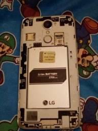 LG K10 M-250 (2017) leia a descrição!