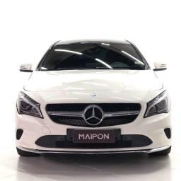 Mercedes-Benz CLA 200 Vision 2017
