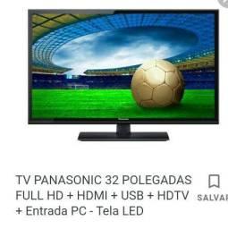 Tv Panasonic 32 polegadas Full HD+HD