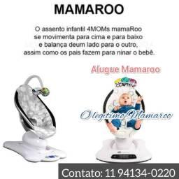 ALUGUE MAMAROO 4 MOMS - SÃO CAETANO DO SUL