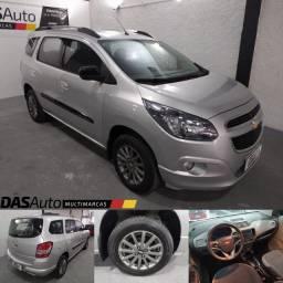 Chevrolet Spin Advantage 1.8 Aut. 2015 - Única Dona