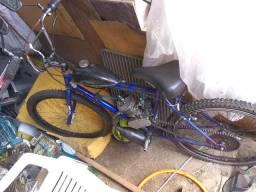 Vendo bicicleta a motor