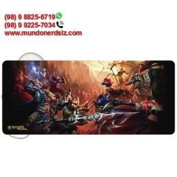 Mouse Pad Gamer Big Fantasy Bright 0552 em São Luís MA