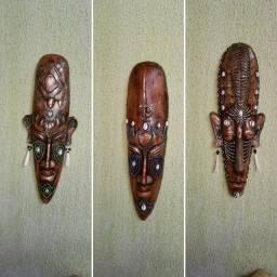 MASCARAS AFRICANAS ORIXÁS