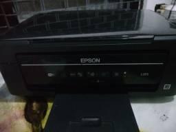 Impressora Epson L355 ecotank. Não liga