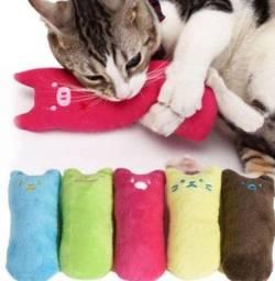 Brinquedo c/ catnip para gatos