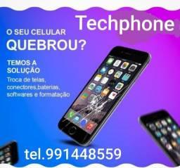 Techphone serviços por delivery