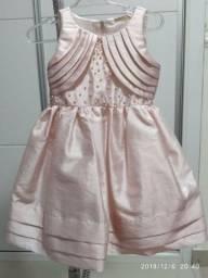 Vestido festa Petit Cherie 1 ano