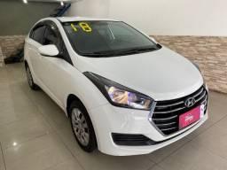 Hyundai HB20 S Sedan, impecavel, apenas 25 mil km, 2018