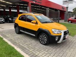 Toyota Etios 1.5 Cross Flex 16V 5P Mecanico