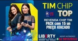 CHIP TIM PARA REVENDA
