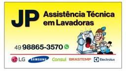JP Assistência Técnica em Lavadoras