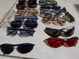 Óculos de sol só 2$