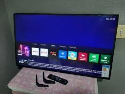 "Título do anúncio: Smart Tv 43"" Philips Wi-Fi Integrado NOVA ENTREGO"