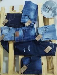 Calças e Bermudas Jeans no atacado